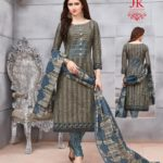 jk cotton club new lawn dresses 2018 for girls