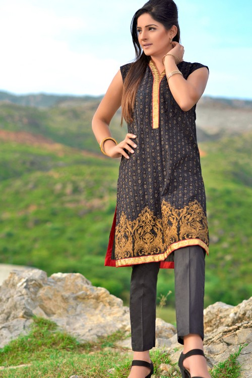 fancy eid day dresses collection by nimsay
