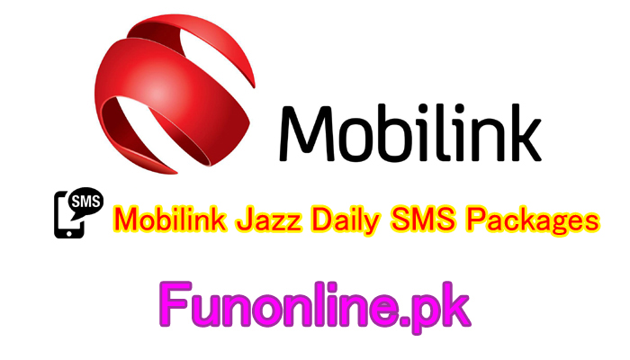 mobilink jazz daily sms package subscribe code details