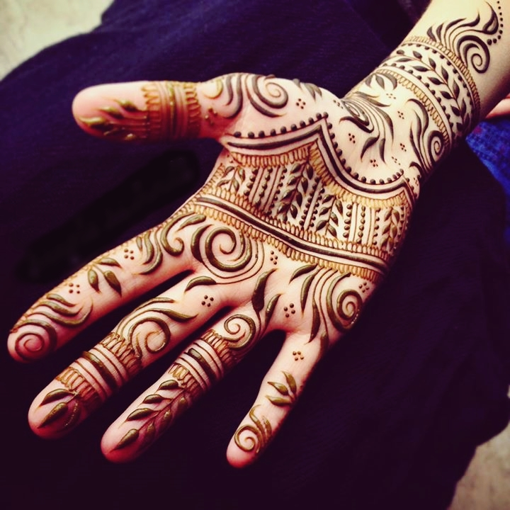 latest new mehndi desngs 2018 for hands feet