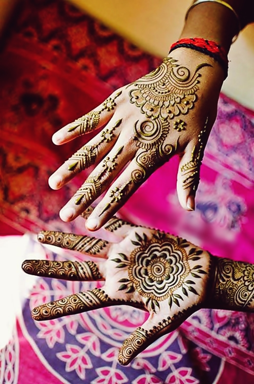 palm mehndi designs 2018 for eid ul fitr