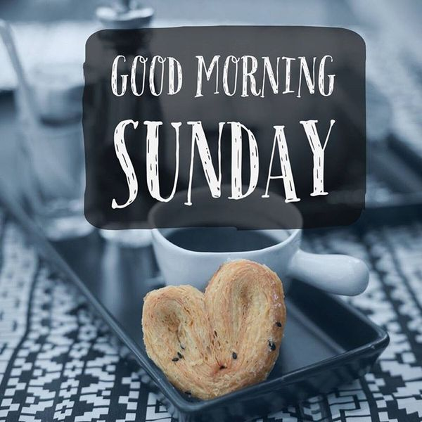happy sunday good morning sms