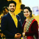 aiman khan with husband photos
