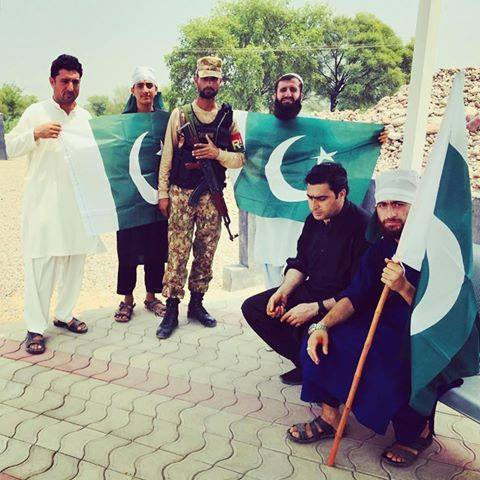 pakistani celebrities on defence day dressing