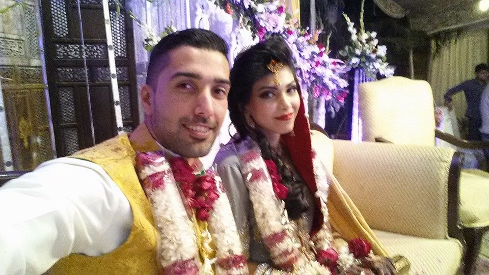 sonya hussain with her husband photos
