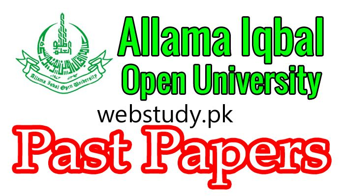 aiou ba past papers