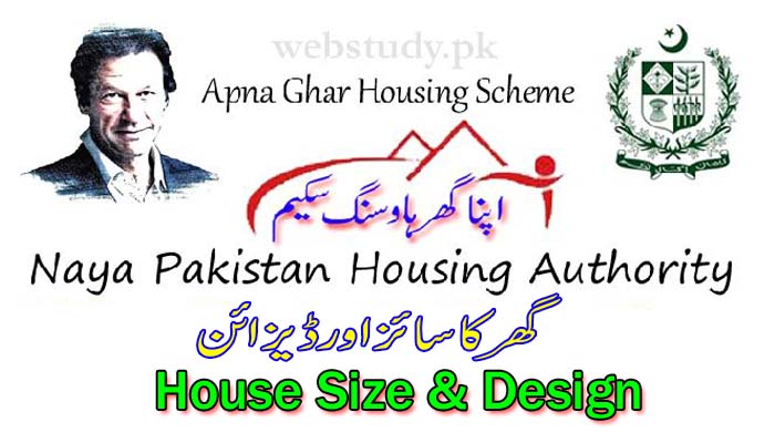 apna ghar housing scheme home design and size