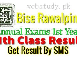 bise rawalpindi board 11th class result 2018