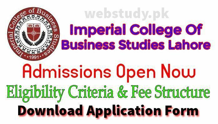 icbs admission 2018