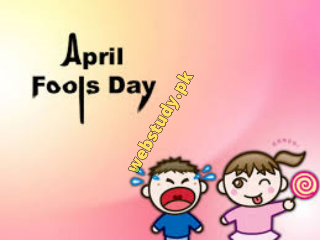 april fool messeges