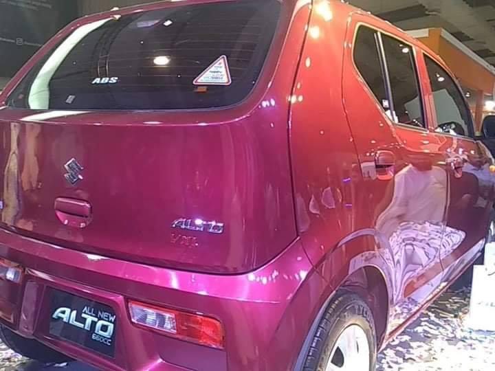 suzuki alto 660cc design pakistan