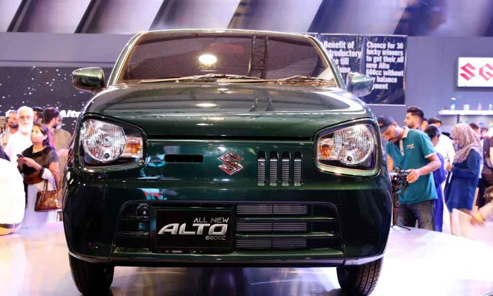 suzuki alto 660cc in pakistan  price