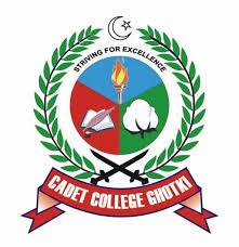 cadet college ghotki logo