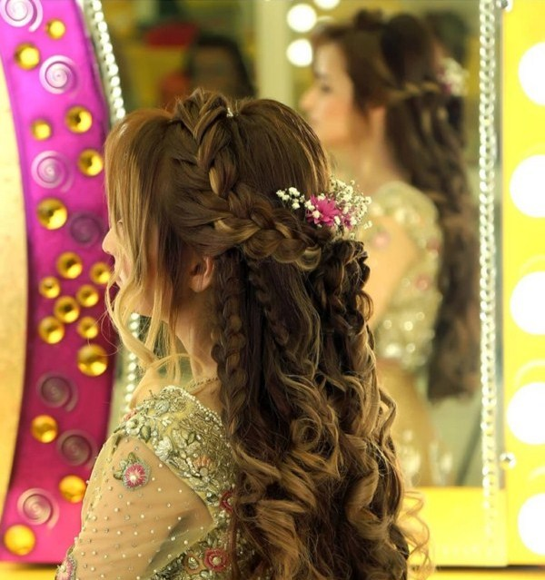 new eid hairstyles 2019 for girls