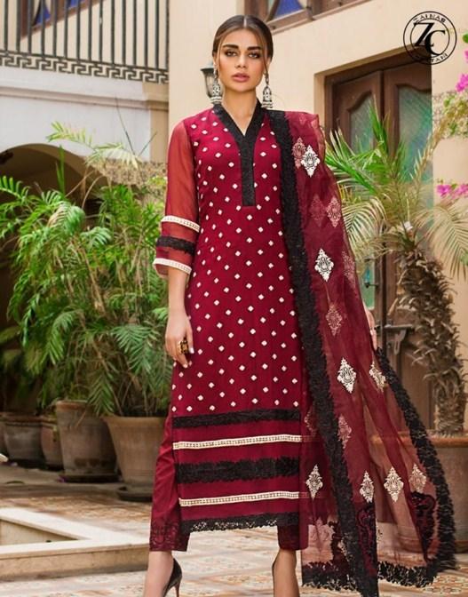 new Zainab Chottani eid suit prices