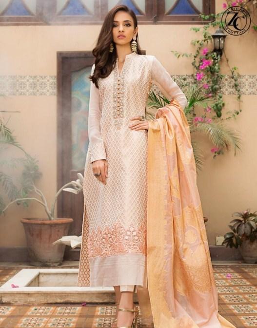 Zainab Chottani eid dresses 2019