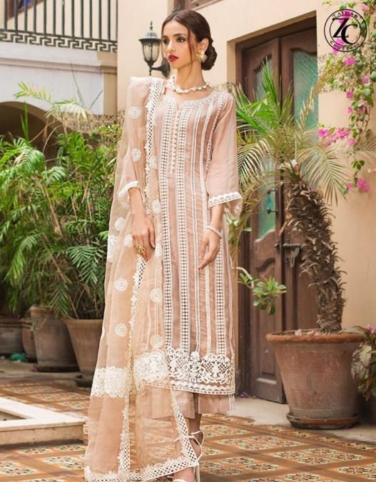Zainab Chottani eid suit with price 2019
