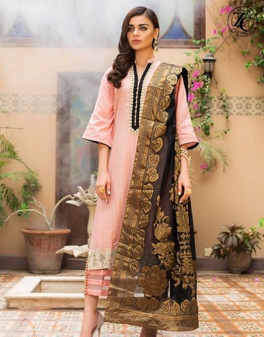 Zainab Chottani eid ul azha collection 2019