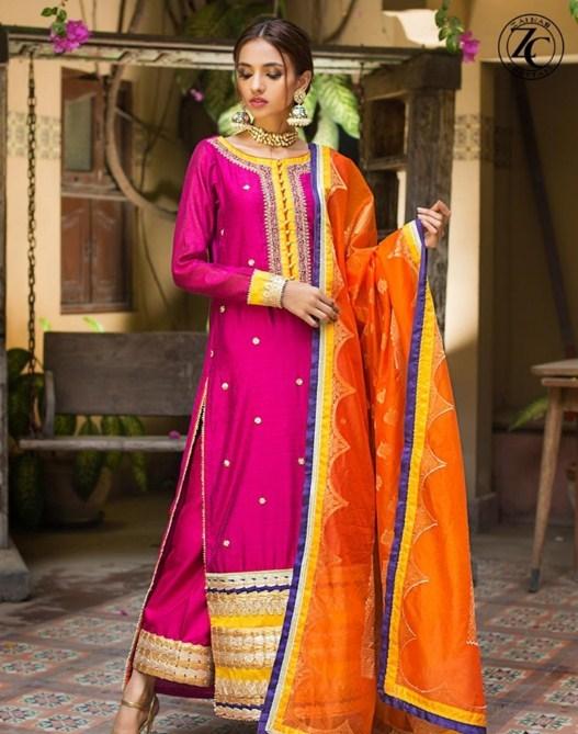 Zainab Chottani lawn suits 2019