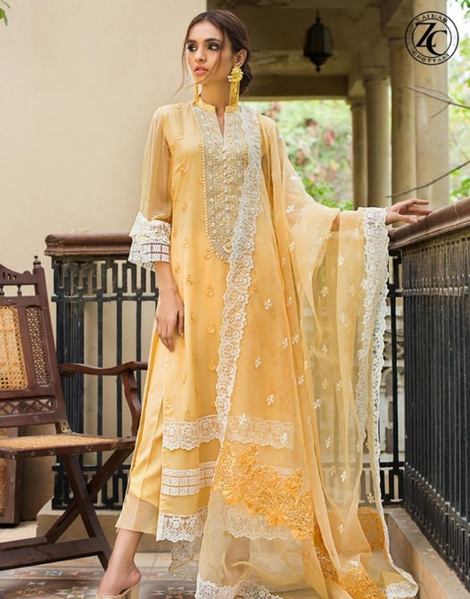 Zainab Chottani new dresses collection 2019