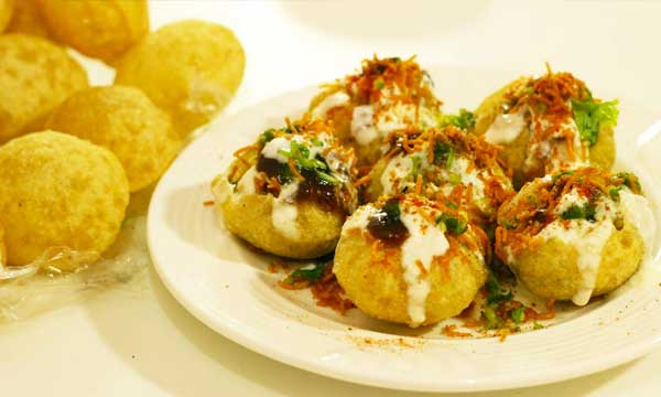 best gol gappay in karachi at roadside thella
