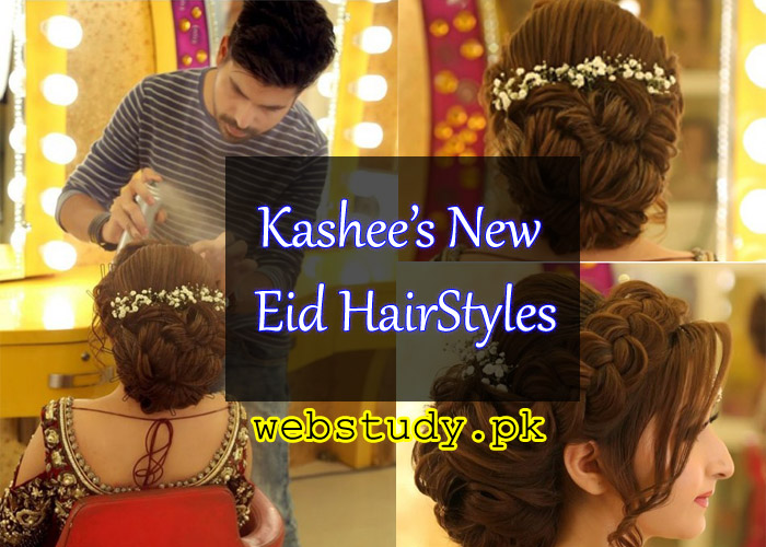 kashee's artist hairstyles collection
