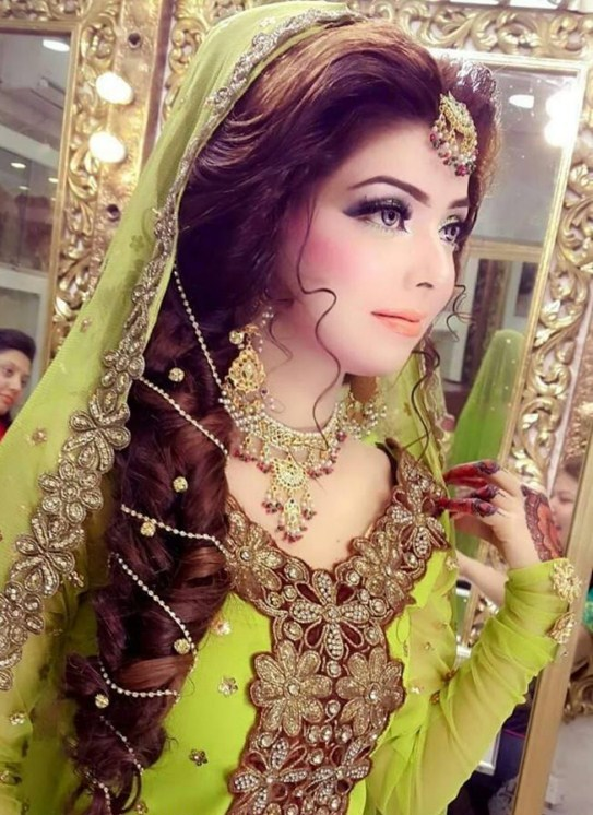kashi artist new eid ul azha hair styles 2019
