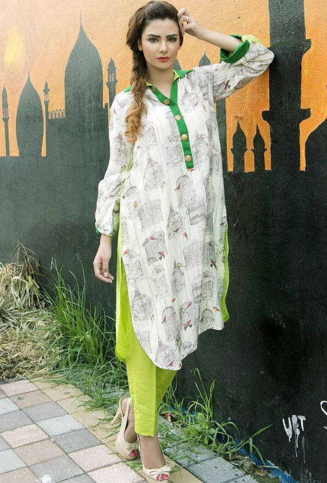 pakistan day dresses for girls 2019